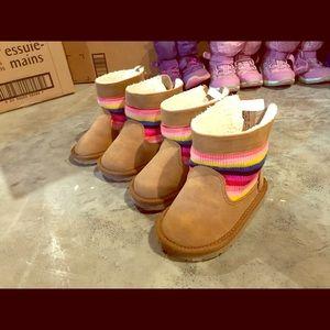 GAP Rainbow Toddler Boots